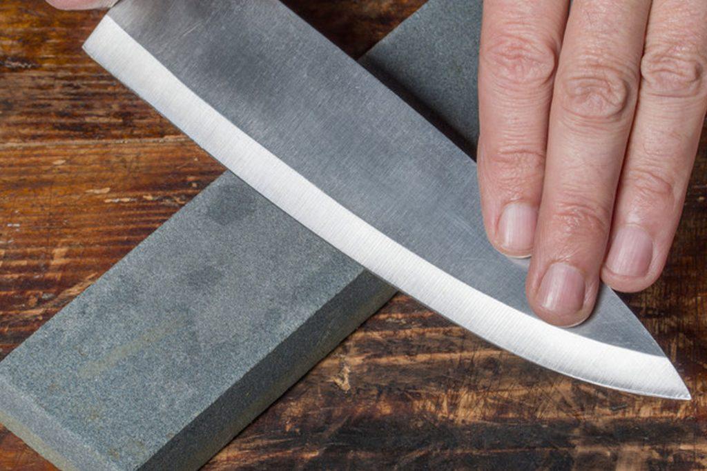 affilatura coltelli